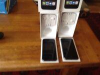 2X IPhone 5s 16gb space grey unlocked