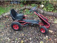 Kids Go-kart. Original Kettcar