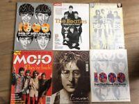 Beatles special editions (Mojo, Uncut & Q)