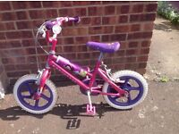Girls 'Princess' Bicycle