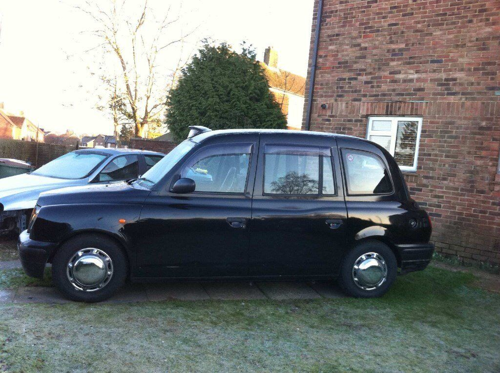 London Taxi TX1 auto