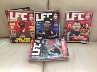 Liverpool FC LFC Weekly Magazine 85 Copies. Aug 2006 to November 2009