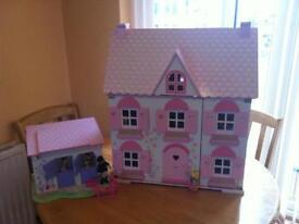 Rose Bud Cottage ELC/ Dolls House