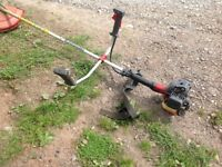 Kawasaki straight shaft petrol strimmer for sale , in perfect working order