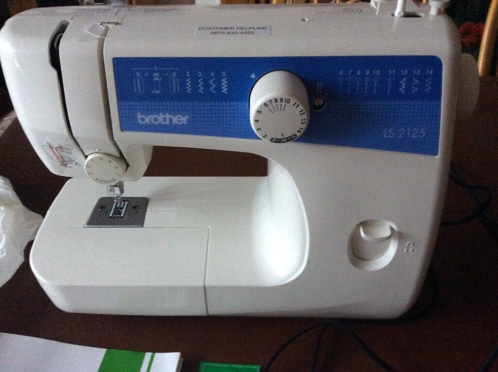Brother LS40 Sewing Machine In Upminster London Gumtree Impressive Brother Sewing Machine Ls2125