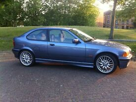 BMW 316i compact- clean, good condition and alloys