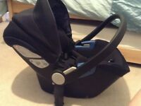 Silvercross Simplicity Car seat in excellent, barely used condition