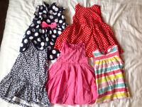 9-12 month baby dress bundle