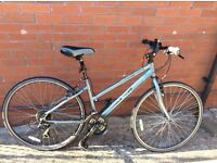 Bicycle for sale. Ladies, Dawes discovery 301 Hybrid.