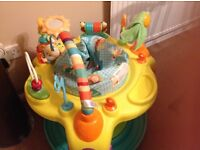 Excellent condition. Sit in activity centre