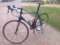 Trek Madone 5.2 carbon road bike