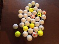 34 golf balls for sale