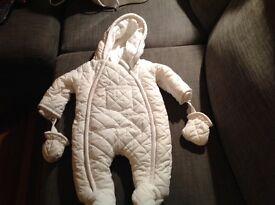 Mamas & Papas Snow suit
