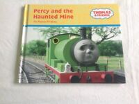 Thomas & Friends: Percy and the Haunted Mine Book