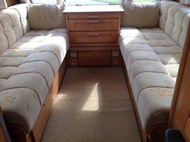 Compass Explorer 2 berth caravan
