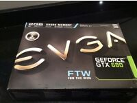 EVGA GEFORCE GTX 680 Graphics card