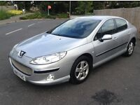 2007 PEUGEOT 407 2.0 HDI DIESEL 6 SPEED 140 FULL HISTORY MINT CAR NOT FORD VAUXHALL VW