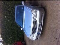 Mercedes 2.7 C class Avantgarde