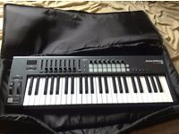 Novation Launchkey mk1 MIDI controller , used but in very good condition!!!