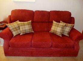 Large M&S sofa