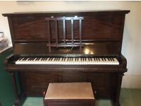Upright Rogers piano