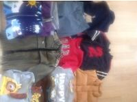 Clothes size 3-4 years old, collection WGC, all 11 times for 5.5£