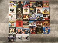 JOBLOT of 33 DVD's (various)