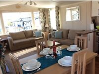 *LATE DEAL OFFER* sat 6th May LUXURY CARAVAN ON 5* PARK,LOTS TO DO,SWIM POOL,FISHING,BEACH 1.5 miles