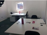 4 Person Office for rent in Birmingham B1 | £160 p/w !
