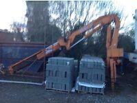 Truck crane for sale