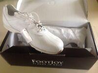 Womem's Footjoy emBody Golf shoes brand new in box