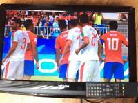 Hitachi 22 inch tv