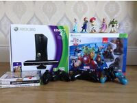 Xbox 360 Kinect+Marvel Disney infinity