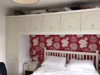 Bedroom Built in Wardrobe and Dressing Table