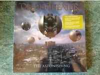 "DreamTheater - ""The Astonishing"" 4LP BoxSet - unopened and still shrink wrapped"
