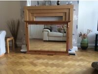 Ducal Wood Solid Pine Mirror