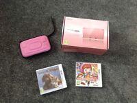 Pink Coral Nintendo 3DS Bundle