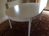 French Style Extending dining/ display Table - Barker & Stonehouse