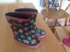 Toddlers Wellington boots
