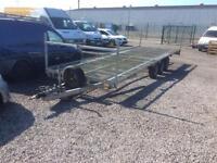 Ifor Williams trailer 22 foot by 7 foot bed no vat bargin