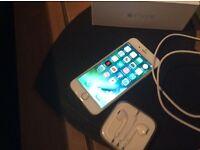 White I phone 6 like new