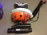 Sthill backpack leafe blower