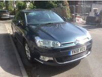 Citroen c5 2.0 diesel vtr plus sat nav alloys 2010