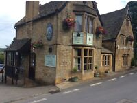 Bar and Kitchen Staff Required for busy country pub