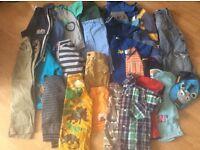 Boys clothes age 3-4