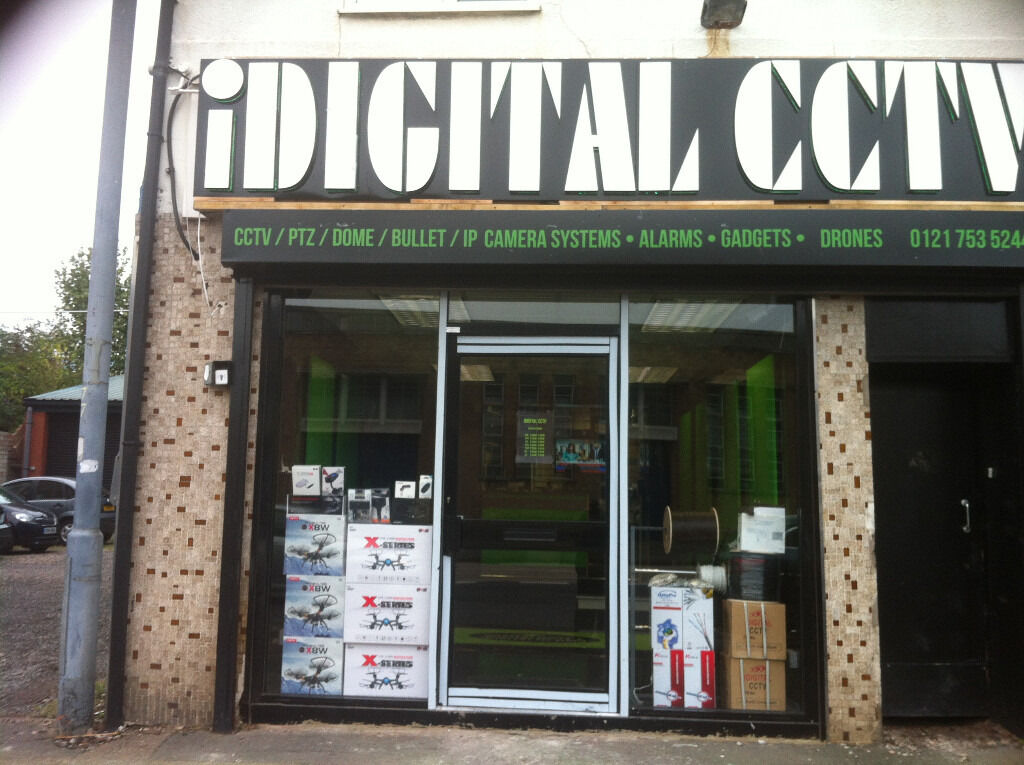 full cctv camera packages home and business call today