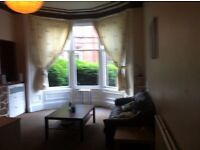 To letTwo Bedroom Flat in Wilton Street, West end Glasgow