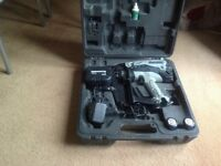 Hitachi 65 gas nail gun great condition