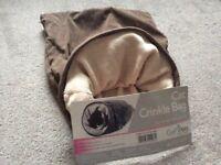 Gore pets crinkle bag