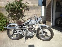 For sale Royal Enfield model g2 trail